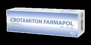 Crotamiton Farmapol (maść)