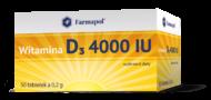 Witamina D3 4000 IU