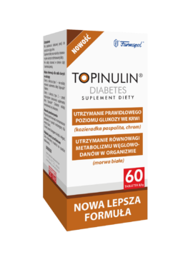 Topinulin<sup>®</sup> Diabetes