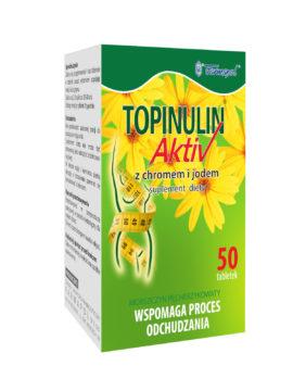 Topinulin<sup>®</sup> Aktiv z chromem i jodem